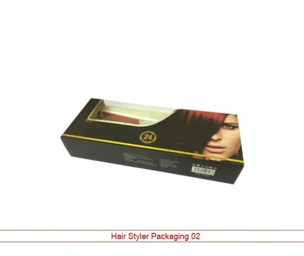 Hair Styler Packaging wholesale