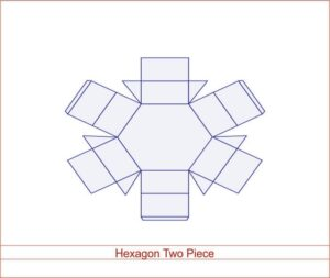 Hexagon Two Piece 03