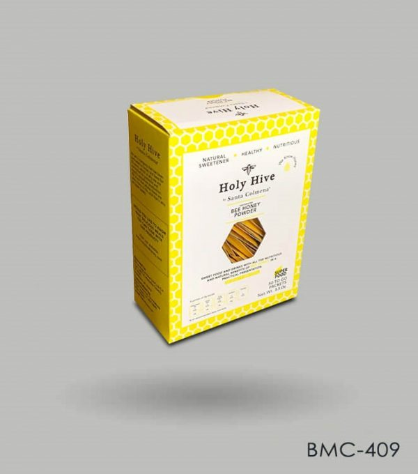 Honey sachet boxes Wholesale