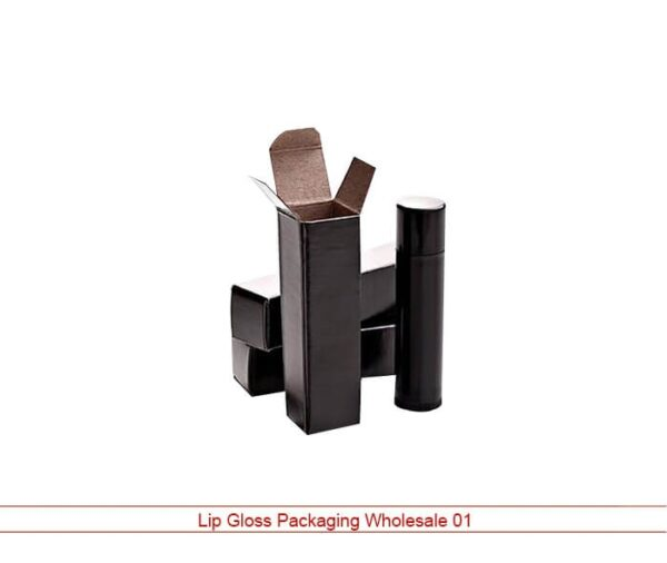 Lip gloss packaging wholesale