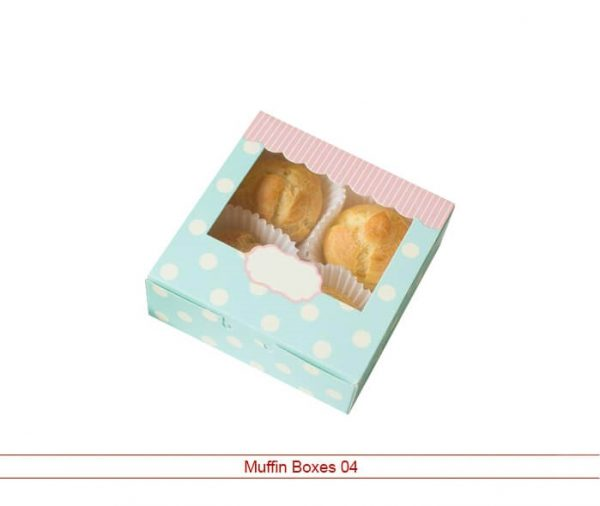 Muffin Boxes - 4