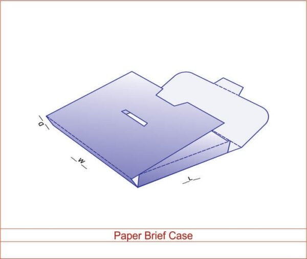 Paper Brief Case 02