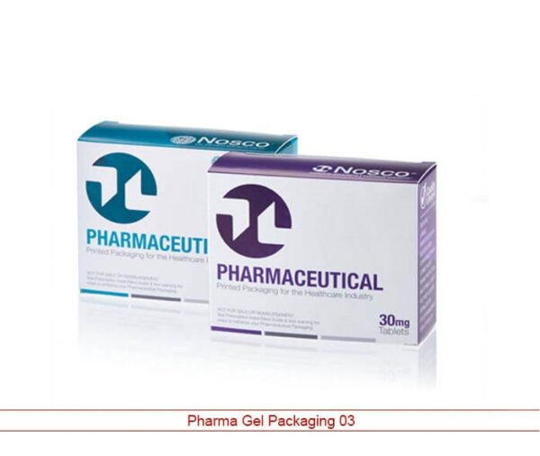 Pharma Gel Boxes
