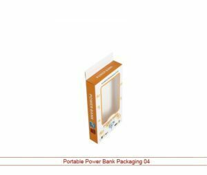 Portable Power Bank Packaging NY
