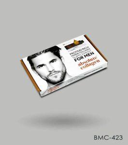 Protien Sachet Box Packaging