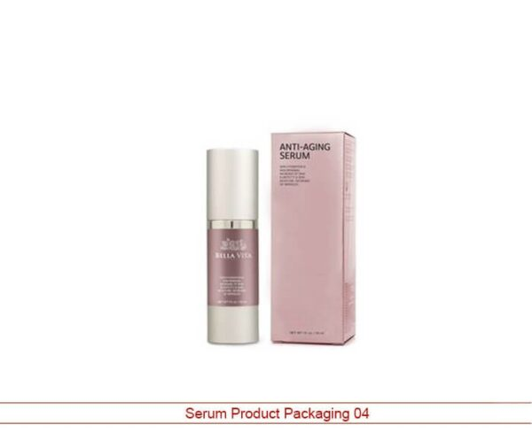 Serum Product Packaging NYC