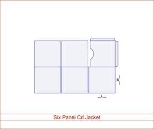 Six Panel Cd Jacket 04