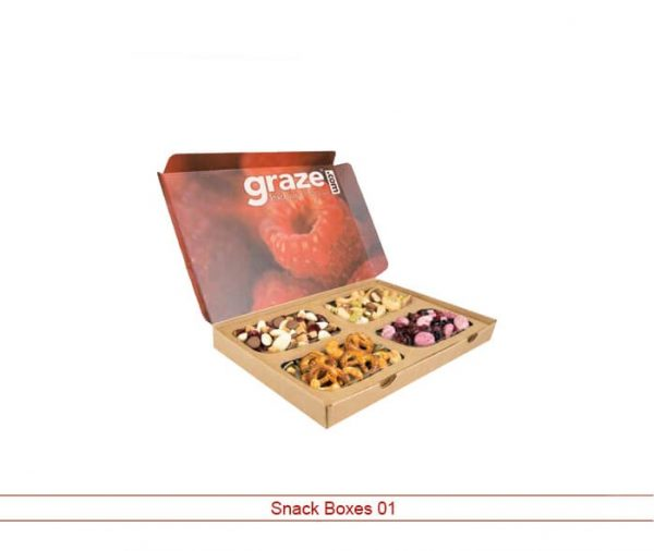 Snack Boxes - 1