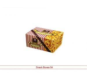 Snack Boxes - 4