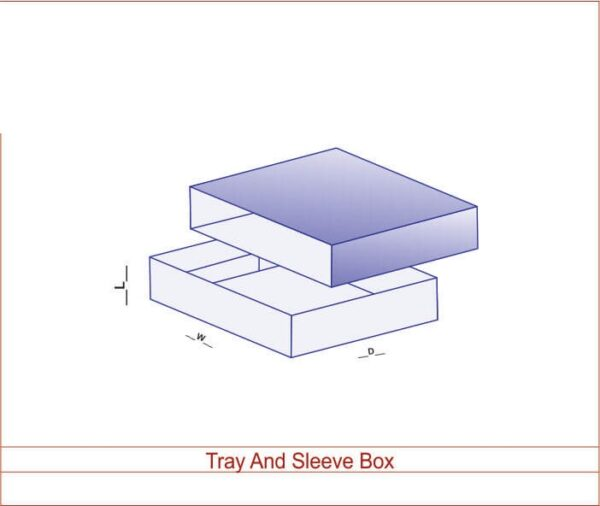 Tray And Sleeve Box 02
