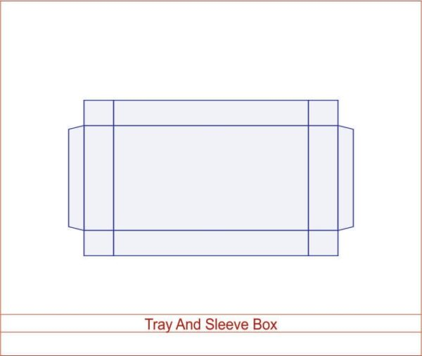 Tray And Sleeve Box 03
