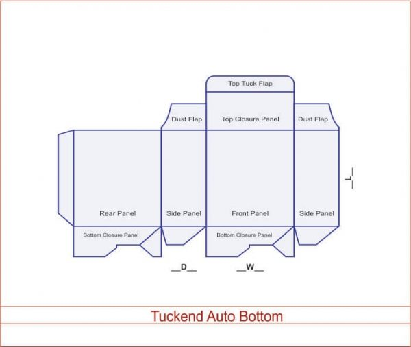 Tuckend Auto Bottom Boxes 03