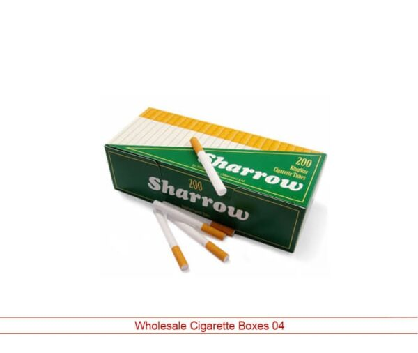 Wholesale Cigarette Packaging