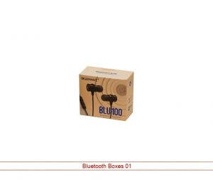 bluetooth headset Boxes
