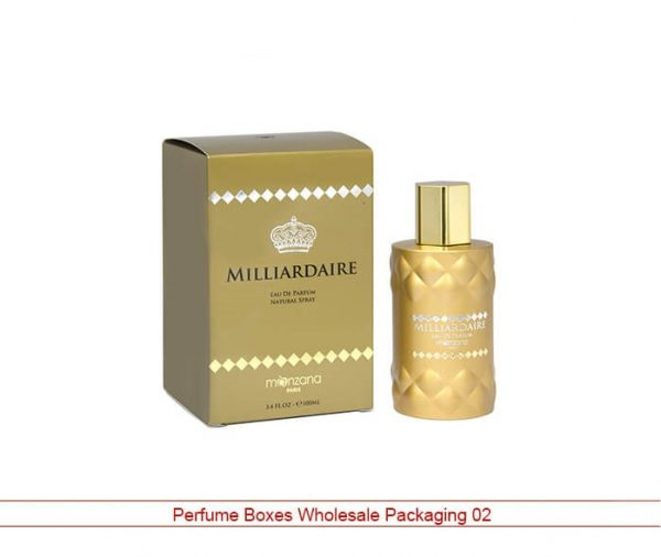 customized perfume packaging