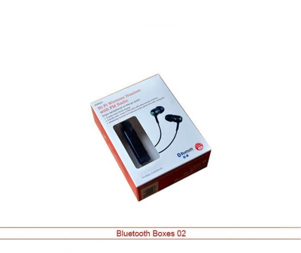 headset bluetooth box