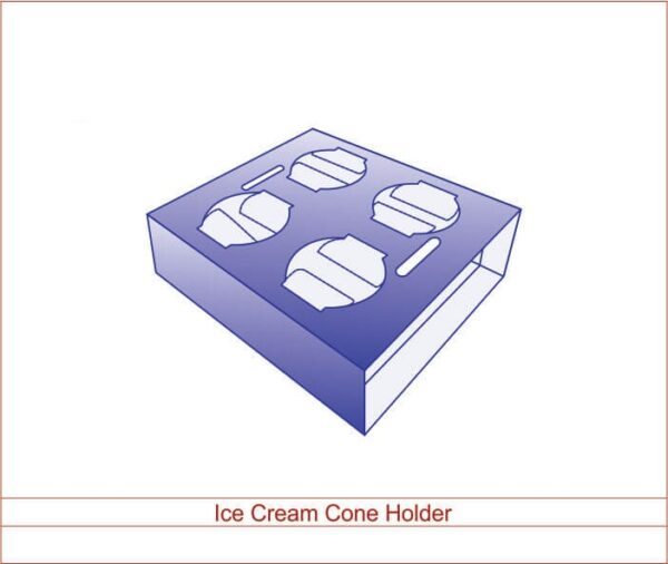 ice cream holder 1