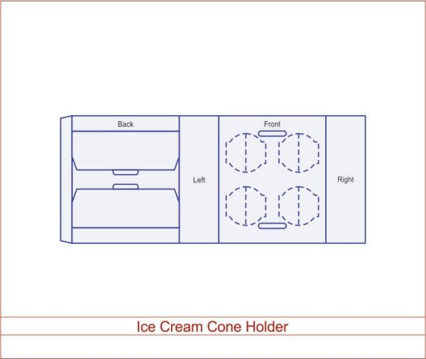 ice cream holder 3