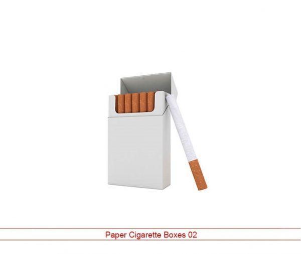 paper cigarette boxes NY