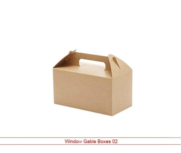 window gable box