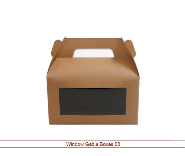 window gable box NY