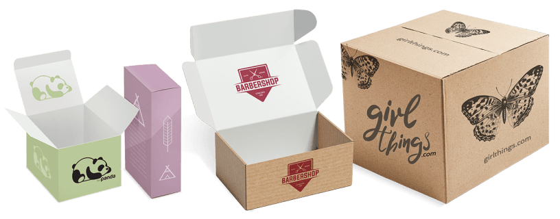 Custom Packaging Boxes with Logo - Custom Boxes Printing